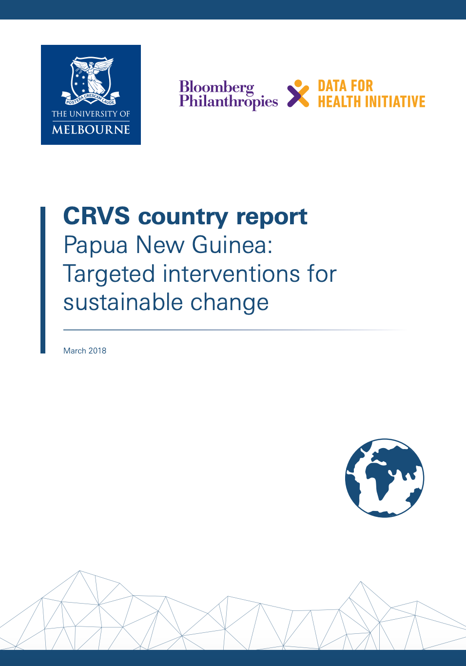 Papua New Guinea: Targeted interventions for sustainable change thumbnail