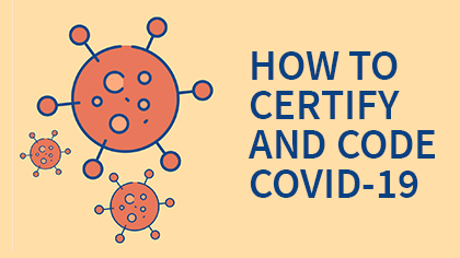 How to certify and code COVID-19 deaths image