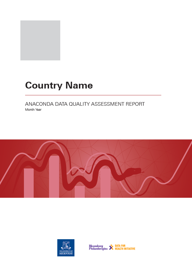 ANACONDA mortality and cause of death assessment report template thumbnail