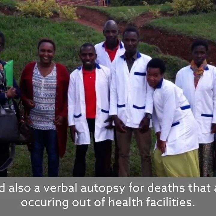 What are the preliminary findings of using HBCPs as verbal autopsy interviewers in Rwanda?1