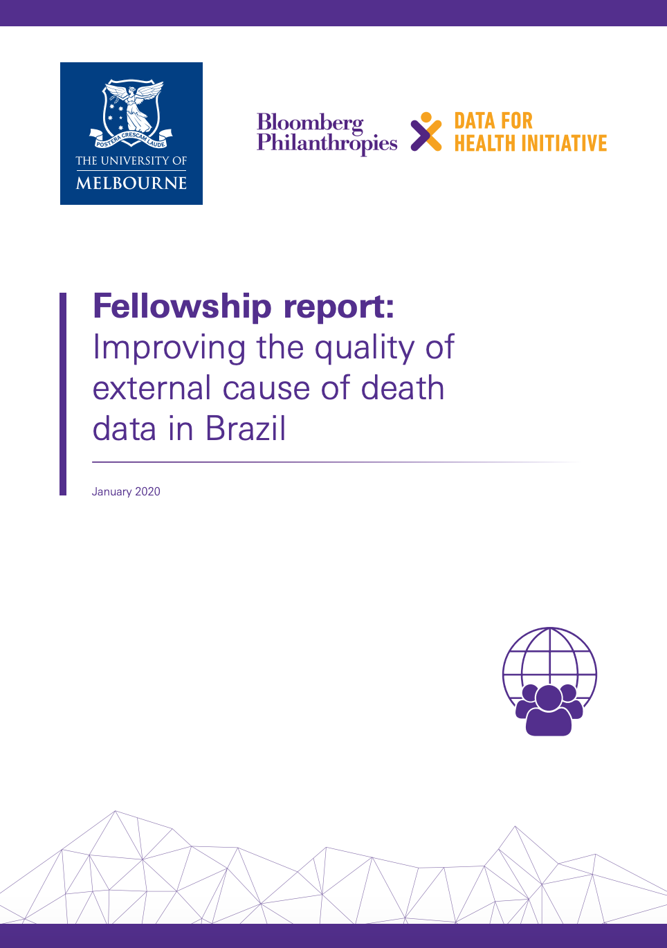 Fellowship report: Improving the quality of external cause of death data in Brazil thumbnail