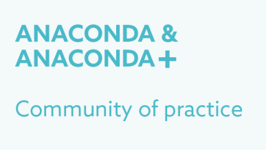 ANACONDA Community of practice