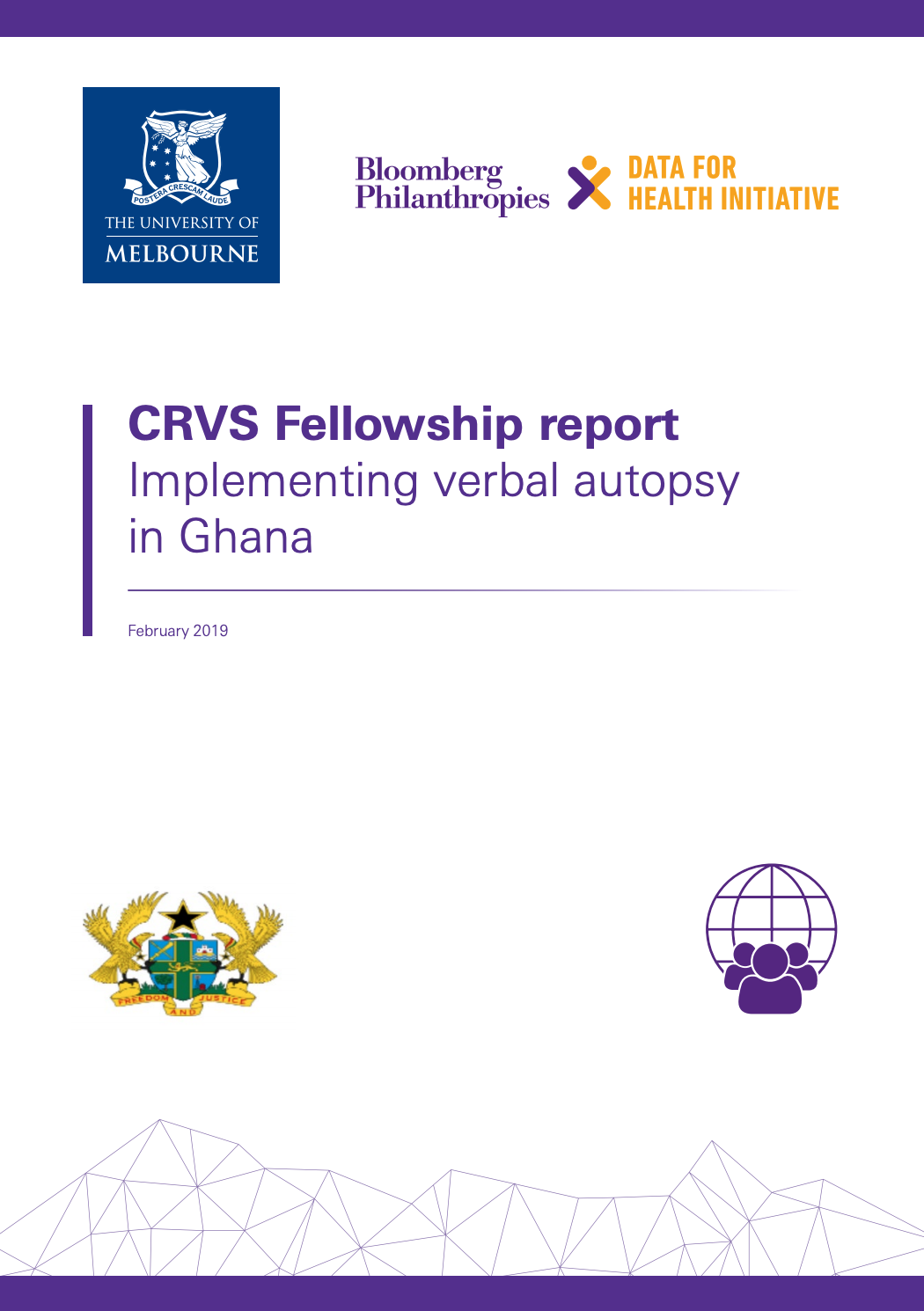 CRVS Fellowship profile