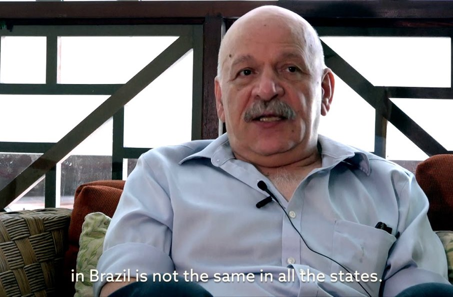 Brazil's health data: How have they improved so much and so quickly? video