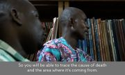 Inside Ghana's Birth and Death Registry archives image