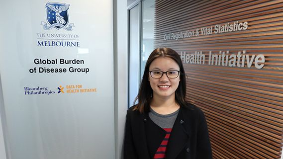 Dr Tan Ziwen, University of Melbourne fellow, Shanghai