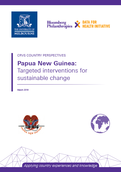 Papua New Guinea: Targeted interventions for sustainable change