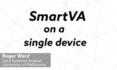 SmartVA on one device