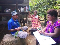 First VA interview in Talasea District West New Britain Papua New Guinea_Interview conducted by Sr Belinda Peni